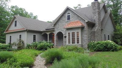 Sewanee Single Family Home Under Contract - Showing: 120 Snake Pond Rd
