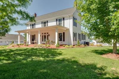 Columbia Single Family Home For Sale: 1759 Old Lewisburg Hwy