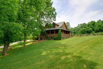 Joelton Single Family Home Under Contract - Showing: 1052 Jacobs Valley Rd