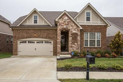 Thompsons Station Single Family Home For Sale: 2258 Chaucer Park Ln