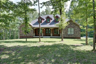 Ashland City Single Family Home For Sale: 3019 Petway Rd