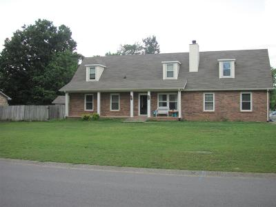 Clarksville Single Family Home For Sale: 1200 Windchase Dr