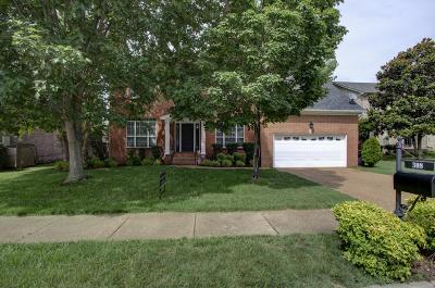Franklin Single Family Home Under Contract - Showing: 308 Hay Market Court