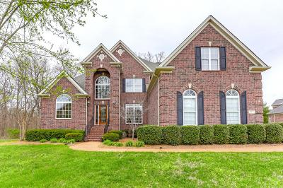 Brentwood  Single Family Home Under Contract - Showing: 1085 Walnut Bend Ln