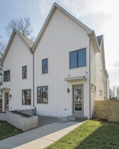 Nashville Rental For Rent: 759 A Alloway Street