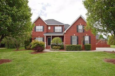 Murfreesboro Rental Under Contract - Not Showing: 2722 Ormond St