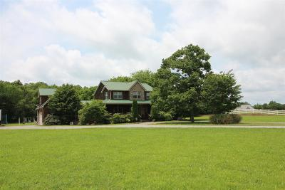 Wilson County Single Family Home For Sale: 1530 Spain Hill Rd