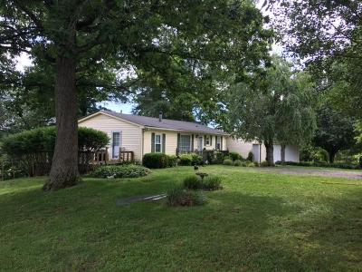 Smithville Single Family Home For Sale: 394 Potts Camp Rd.
