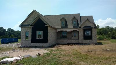 Rutherford County Single Family Home For Sale: 8490 Carlton Rd