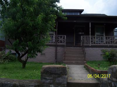 Nashville Single Family Home Active Under Contract: 413 35th Ave N