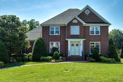 Smyrna Single Family Home Under Contract - Showing: 116 Stonewood Ct