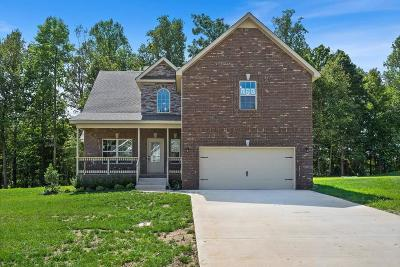 Clarksville Single Family Home For Sale: 3564 Aurora Dr