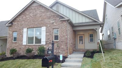 Nolensville Single Family Home For Sale: 4084 Liberton Way