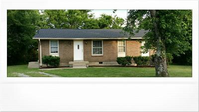 Hendersonville Single Family Home For Sale: 108 Cole Ct.