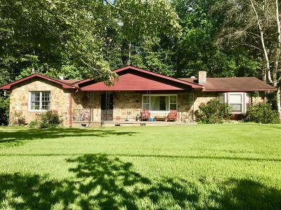 Single Family Home For Sale: 282 N Bluff Cir