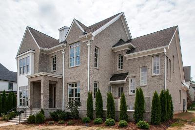 Nashville Single Family Home For Sale: 1723 Glen Echo Rd. #12