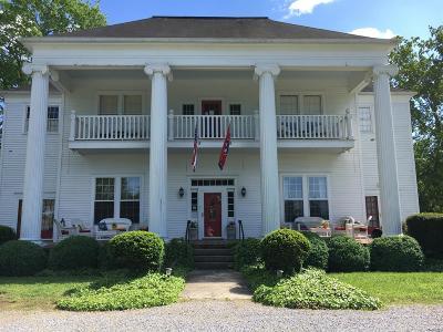 Shelbyville Single Family Home For Sale: 508 East Lane St