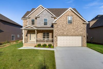 Clarksville Single Family Home For Sale: 97 Crosswinds