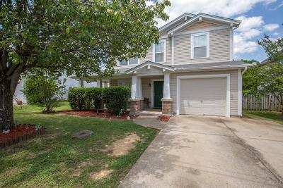 Hermitage Single Family Home Under Contract - Showing: 1876 Brookmeadow Ln