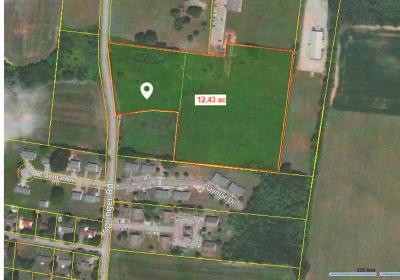 Residential Lots & Land For Sale: Springer Rd