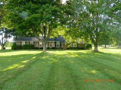 Joelton Single Family Home Under Contract - Showing: 7181 Bidwell Rd