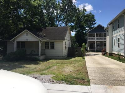 Single Family Home For Sale: 918 Spain