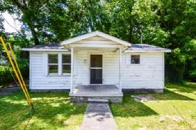 Clarksville Single Family Home For Sale: 612 Poston St