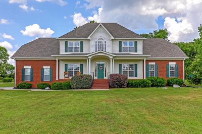 Mount Juliet Single Family Home For Sale: 7190 N Lamar Rd