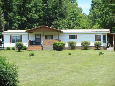 Nunnelly Single Family Home For Sale: 5410 Bell Branch Trl