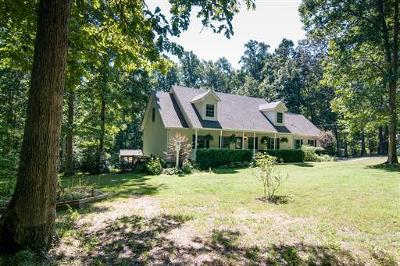 Kingston Springs Single Family Home Under Contract - Showing: 1064 Crane Ct