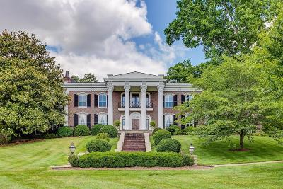 Nashville Single Family Home For Sale: 860 So Curtiswood Ln