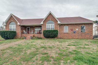 Ashland City Single Family Home For Sale: 288 Jones Ln