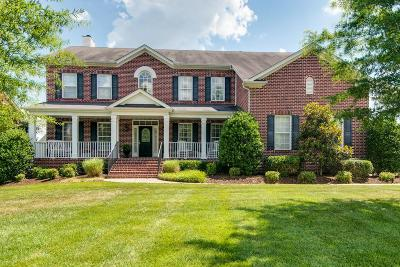 Brentwood TN Single Family Home Under Contract - Showing: $624,900
