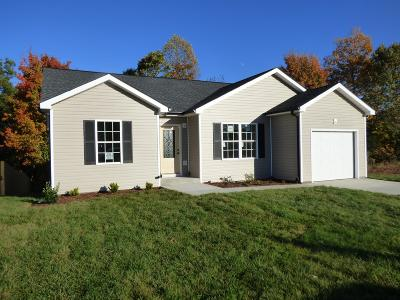 Christian County, Ky, Todd County, Ky, Montgomery County Single Family Home For Sale: 530 Medallion Cir