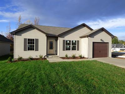 Christian County, Ky, Todd County, Ky, Montgomery County Single Family Home For Sale: 538 Medallion Cir