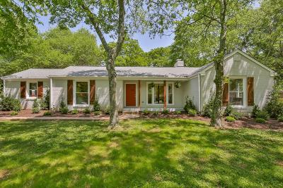 East Nashville Single Family Home Under Contract - Showing: 4408 Saunders Ave