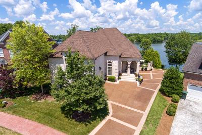 Sumner County Single Family Home Under Contract - Showing: 1050 Isaac Franklin Dr