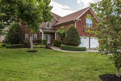 Spring Hill Single Family Home For Sale: 3168 Appian Way
