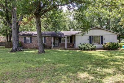 Rutherford County Single Family Home For Sale: 166 Deer Dr
