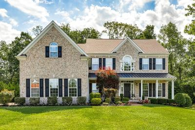 Brentwood Single Family Home Under Contract - Showing: 512 Childe Harolds Lane