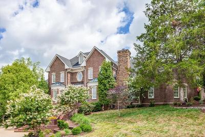 Brentwood Single Family Home Under Contract - Showing: 5617 Ottershaw Court