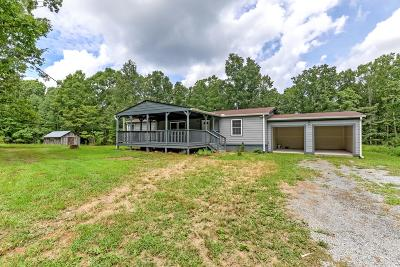 Nunnelly Single Family Home Under Contract - Showing: 7698 Oak Springs Road