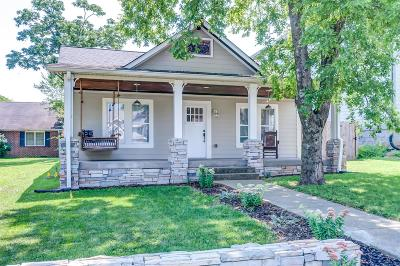 East Nashville Single Family Home For Sale: 2908 Davis Ave.