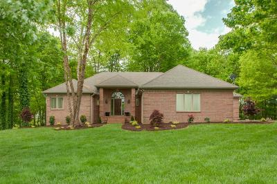 Pleasant View Single Family Home For Sale: 3579 Forest Park Rd