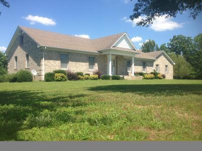 Lawrenceburg Single Family Home For Sale: 1421 Marable Rd