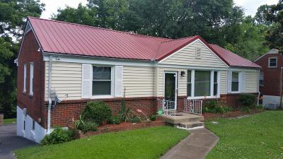 Nashville Single Family Home For Sale: 917 Mitchell Rd