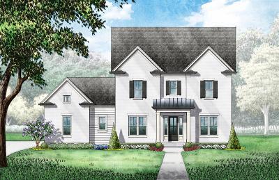 Nolensville Single Family Home For Sale: 421 Oldenburg Rd. Lot 2115