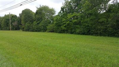 Residential Lots & Land For Sale: New Tullahoma Hwy