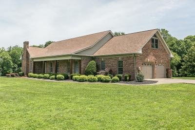 Rutherford County Single Family Home For Sale: 2100 Irby Ln