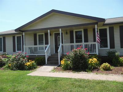 Clarksville Single Family Home For Sale: 1580 Cherry Tree Dr